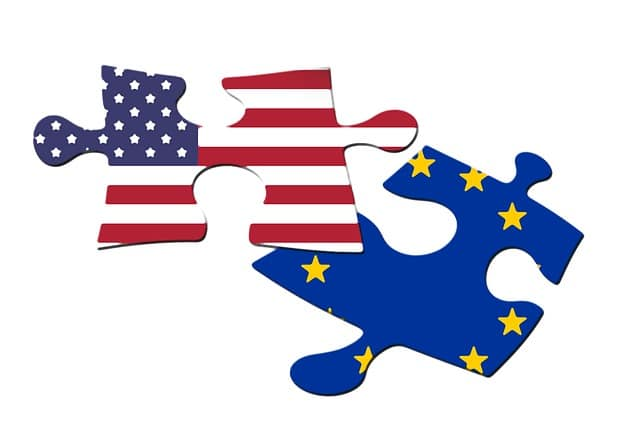 usa europe puzzle pieces