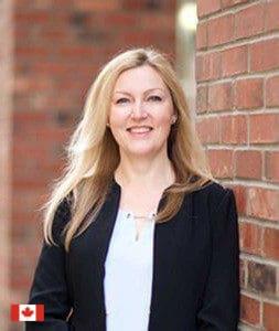 canadian lawyer joanna WRZESNIEWSKI